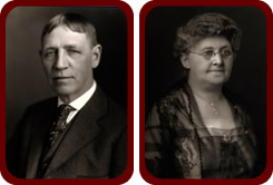 F. Johnson & Anna Catherine Samuelson